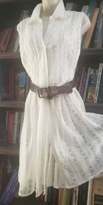 Beautiful versatile Lace over lay dress